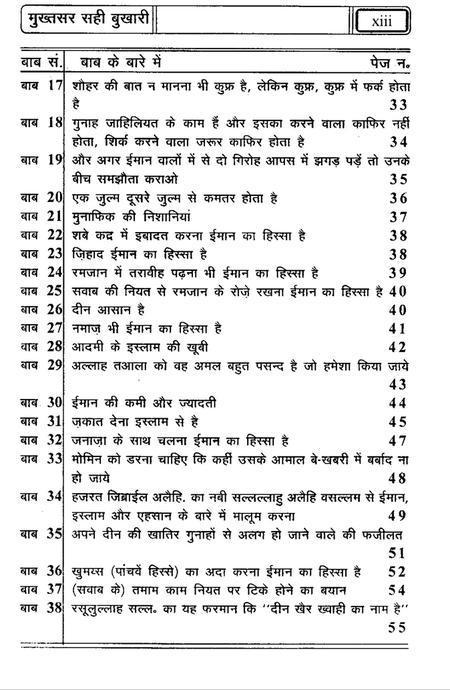 Bukhari Shareef Hadees In Hindi Pdf Download - Nusagates
