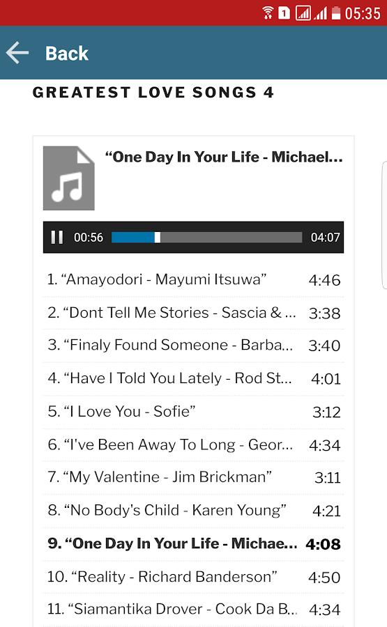 Best Mp Love Songs