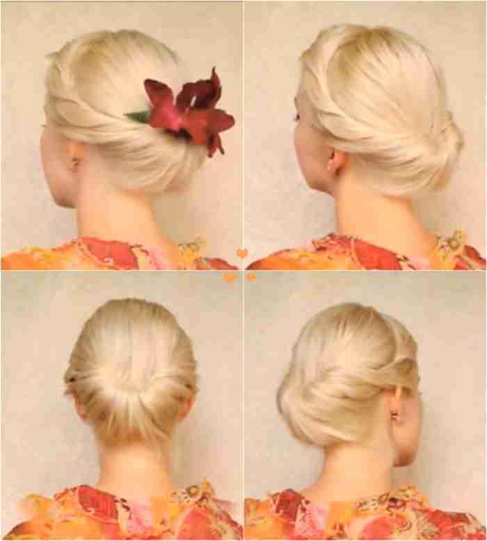 Hairstyle Tutorial Ideas