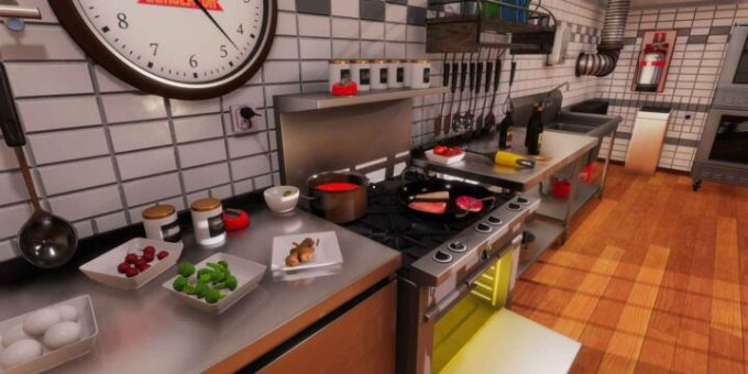 Cooking Simulator Mobile MOD APK cover