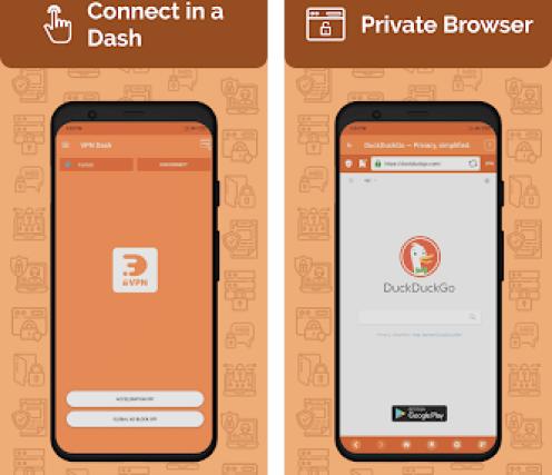Image result for Dash VPN