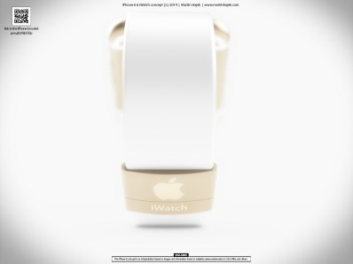 Bracelet-iWatch-Apple-Concept