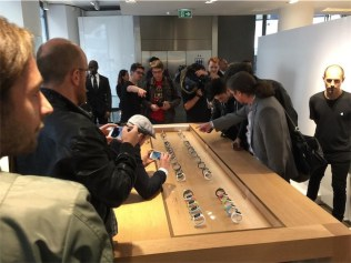 Chez Colette, Apple Watch