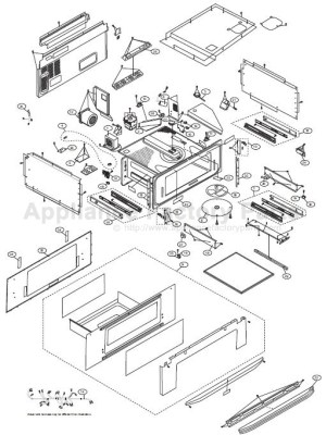 Wolf MWD242US Parts | Microwaves