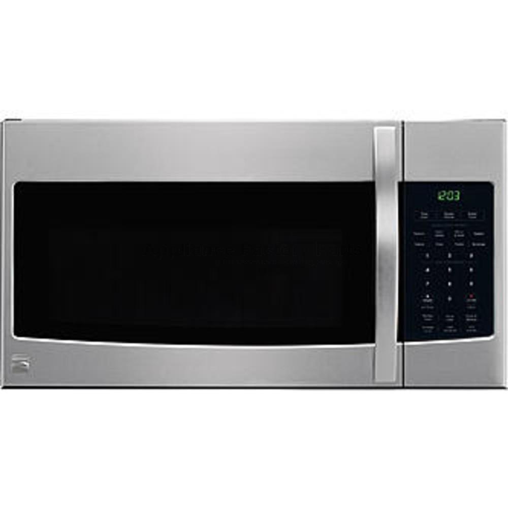 kenmore 721 80033700 parts microwaves