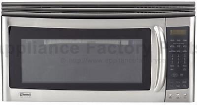 kenmore 721 80823500 parts microwaves