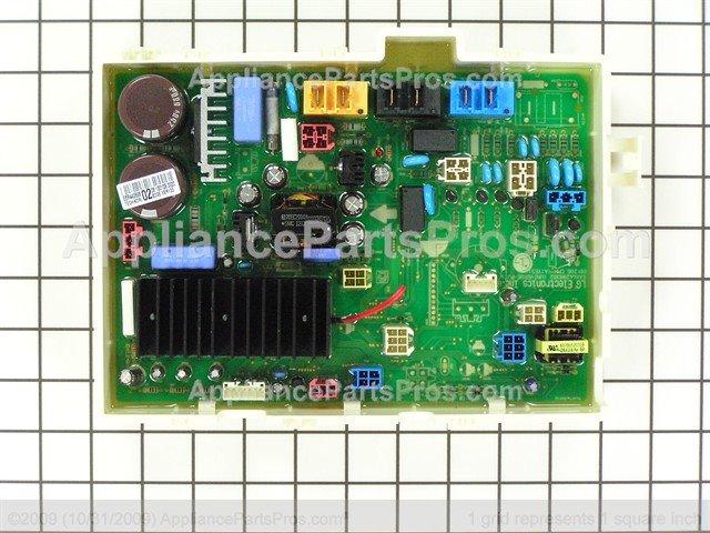 LG EBR44289802 Pcb Assembly,main