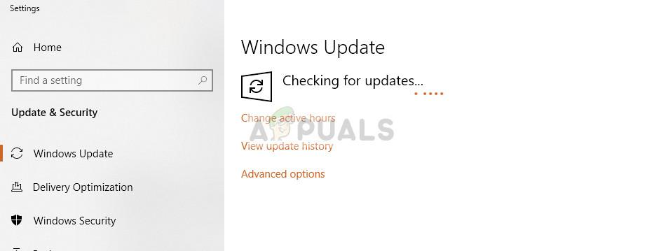 Aktualisieren von Windows 10