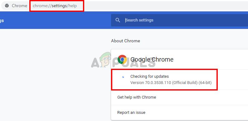 Google Chrome aktualisieren