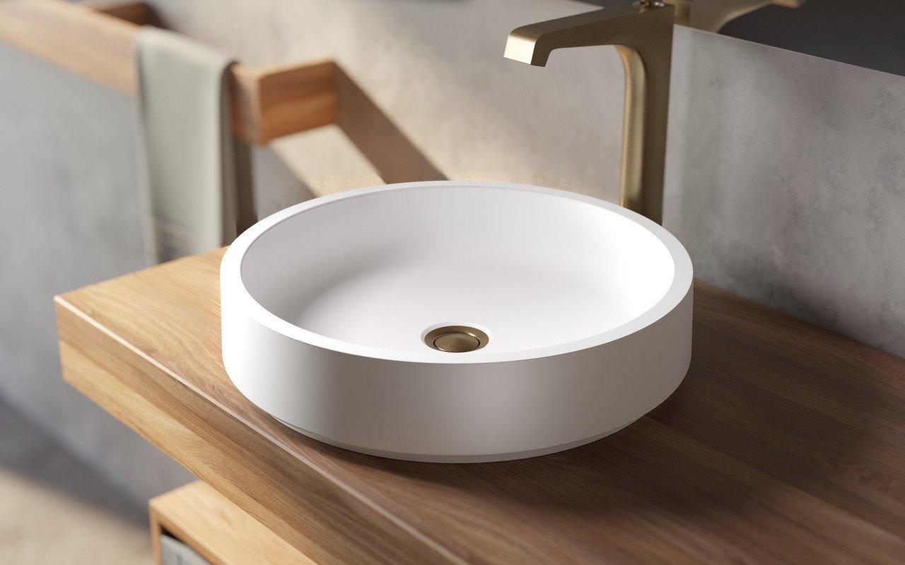 aquatica solace a wht round stone bathroom vessel sink