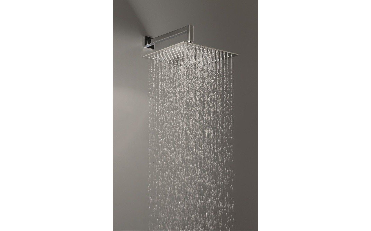 Spring Sq 250 Top Mounted Shower Head