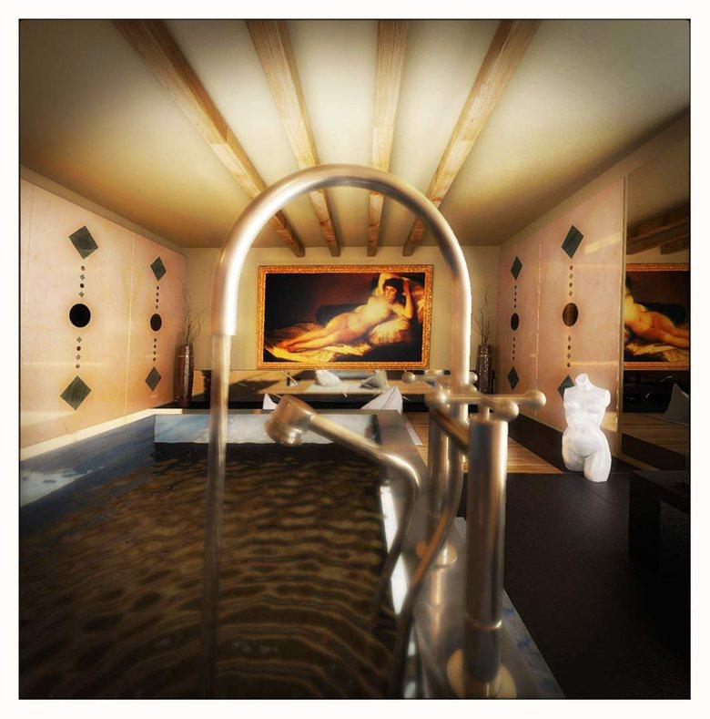 Interno (stanza da bagno) | Luca Montresor on Stanza Da Bagno  id=61569
