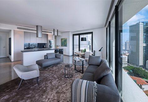 Sea View Luxury Apartment Tlv