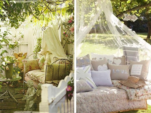 Decorating ideas for setting sunny nook in your backyard on Backyard Nook Ideas id=13243