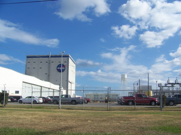 NASA Masterplan Michoud Assembly Facility emersion