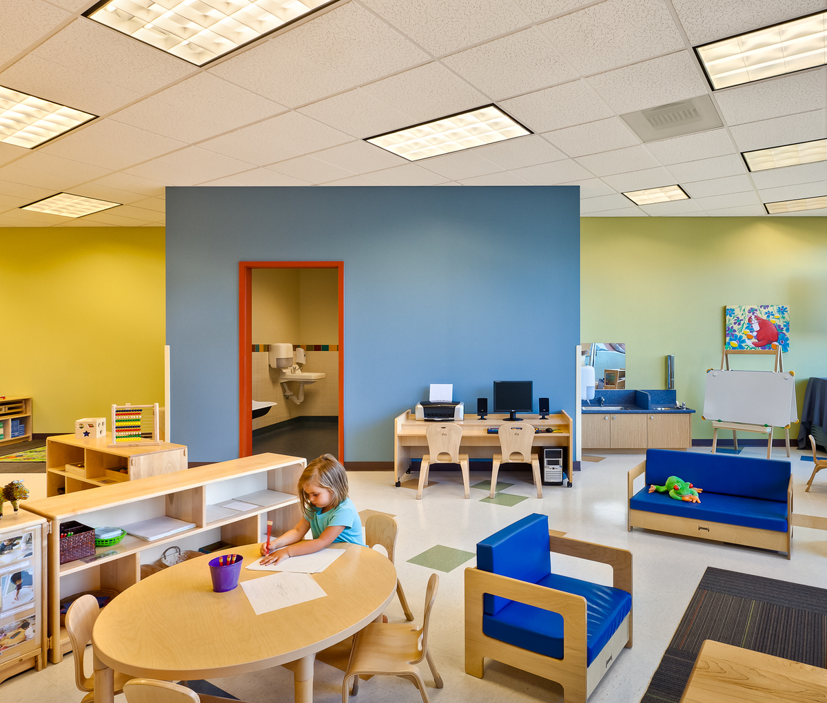 Home Daycare Ideas For Decorating