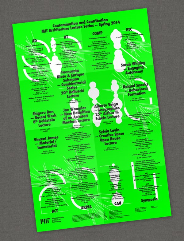 Get Lectured: MIT, Spring '14 | Gallery | Archinect