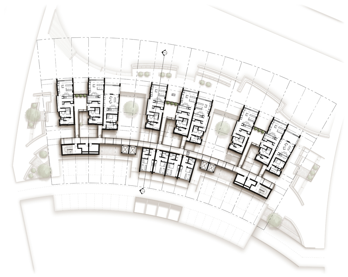 Tribrut Apartment Building