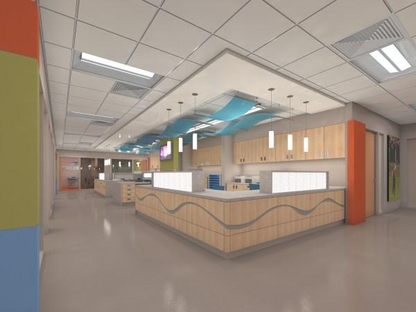 Miami Children's Hospital - Nicklaus Outpatient Center ...