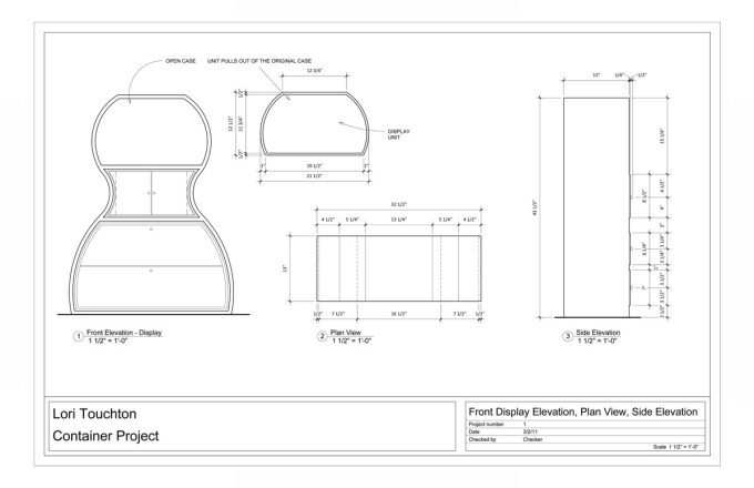 Plan And Elevation Of Sofa : Plan elevation section of sofa thecreativescientist