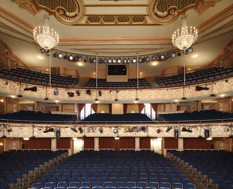 Longacre Theatre Seating New York