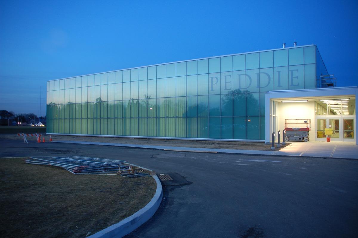 Peddie School Athletic Center Studio Hillier Archinect