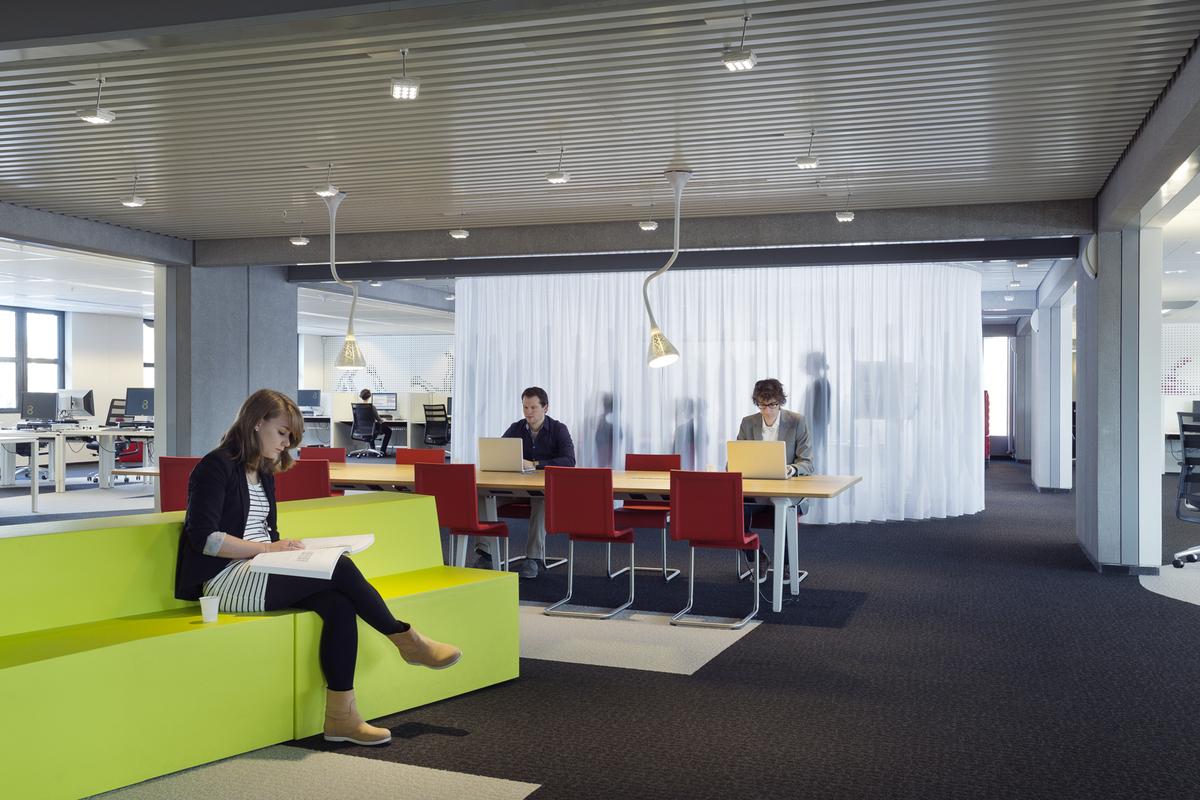 CZ Insurance HQ BARCODE Architects Archinect
