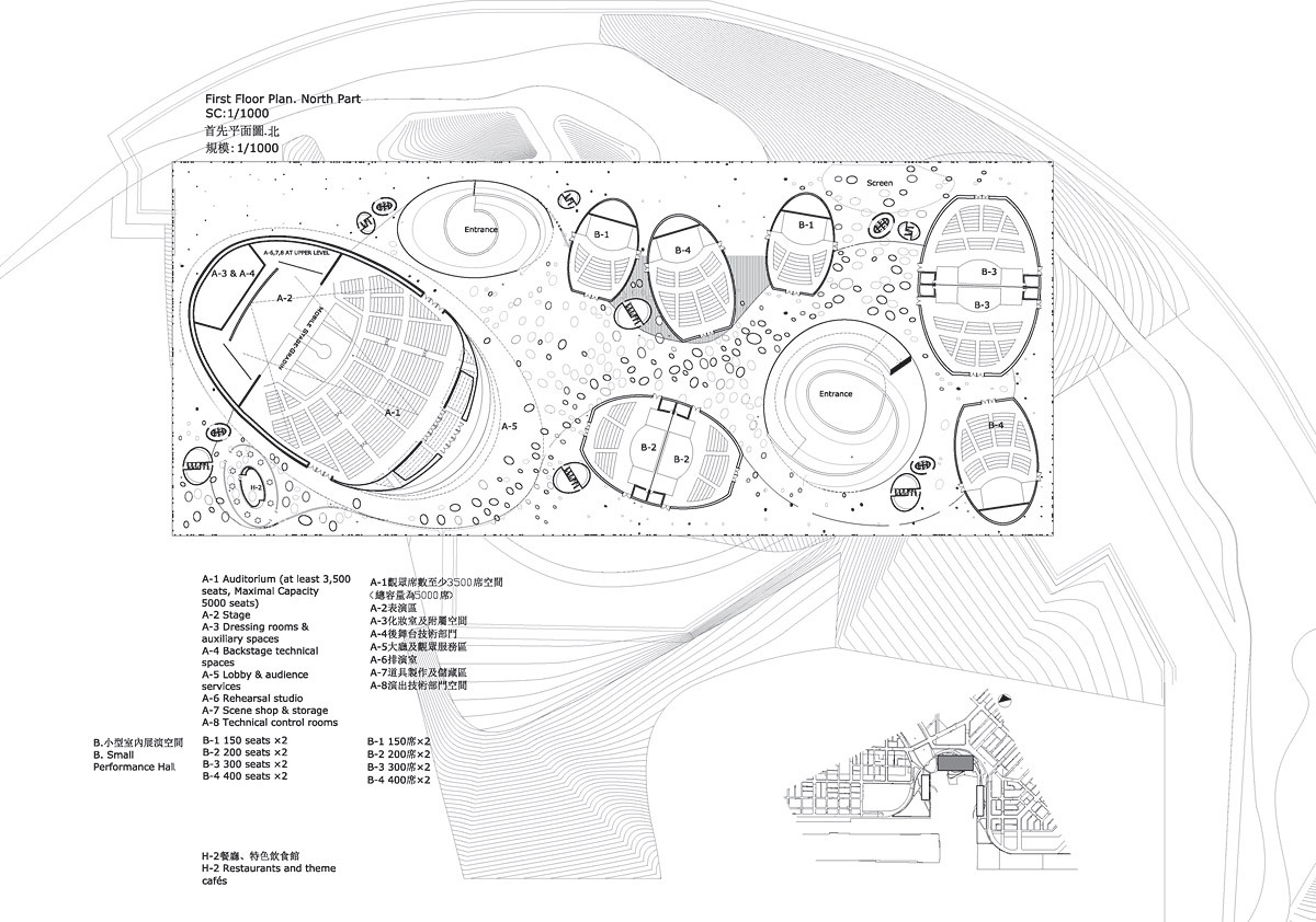 Ja Studio Amp Tadj Farzin Studio Proposal For Kaohsiung