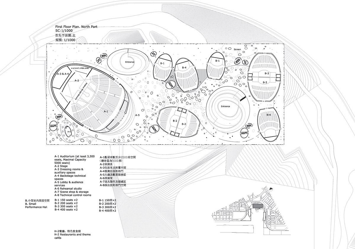 Ja Studio Amp Tadj Farzin Studio Proposal For Kaohsiung