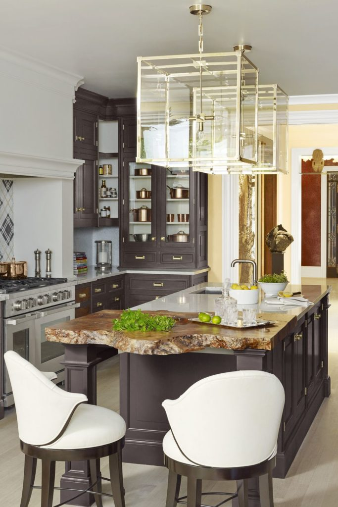 35 Epic Kitchen Counter Decorating Ideas to Consider ... on Counter Decor  id=23401