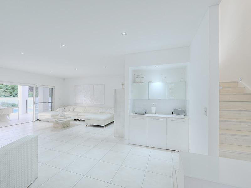 White Obsession In Queensland Architecture Amp Design