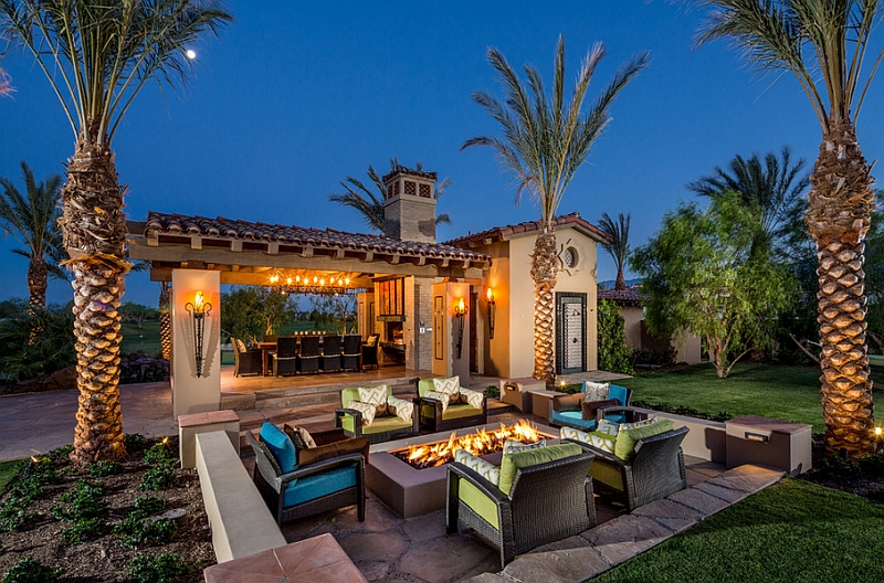 Elevate the Style Quotient of Your Outdoor Lounge with ... on Luxury Backyard Patios id=13618