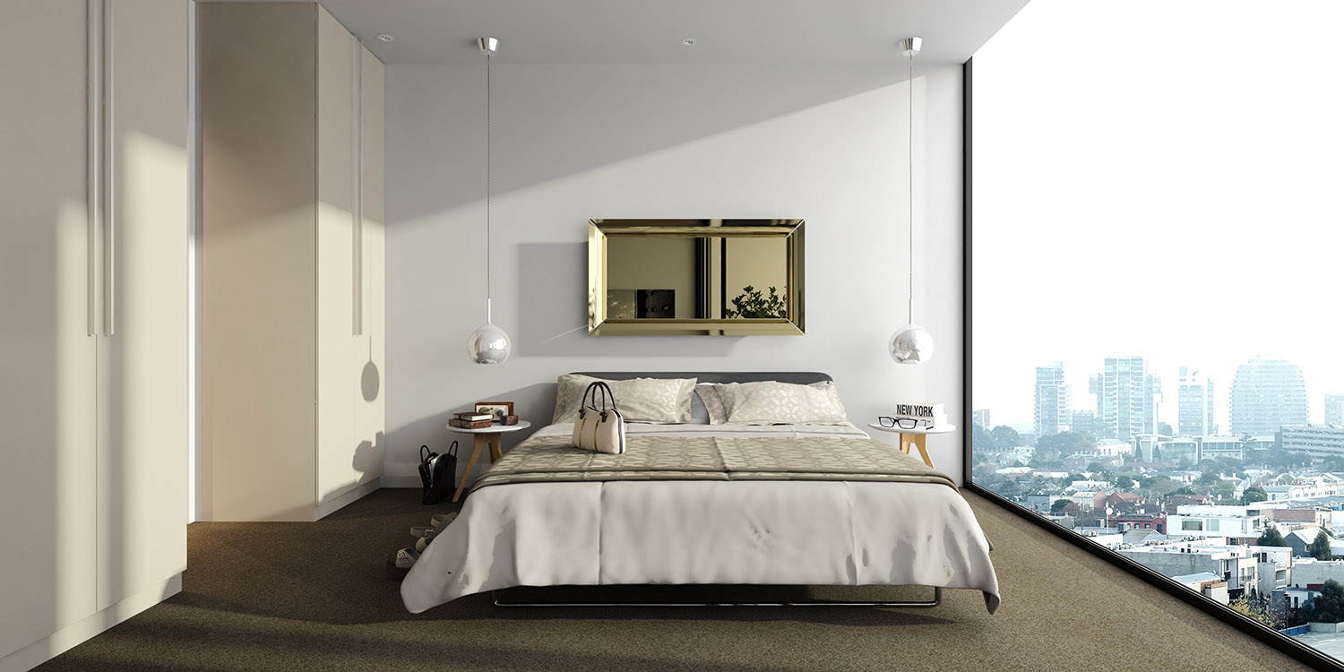 But, many of the big box stores and retailers sell bedroom … Studio Apartment Interiors Inspiration | Architecture & Design