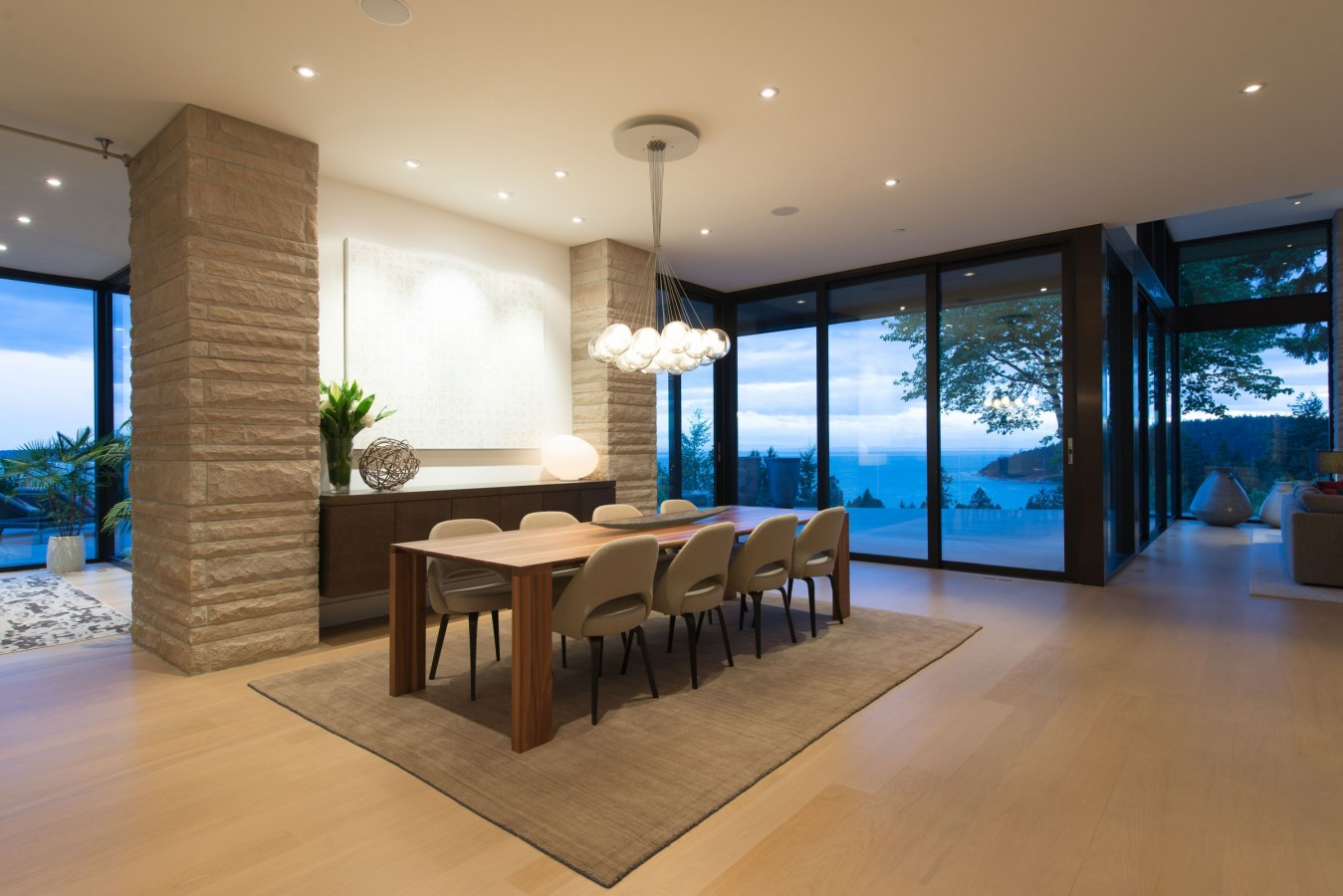 Burkehill Residence By Craig Chevalier And Raven Inside