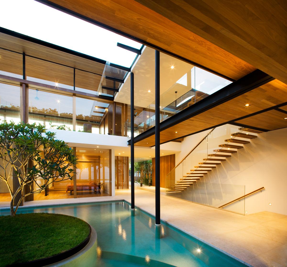 Luxury Fish House by Guz Architects | Architecture & Design on Modern:szae7Exnfpq= Amazing Houses  id=73954