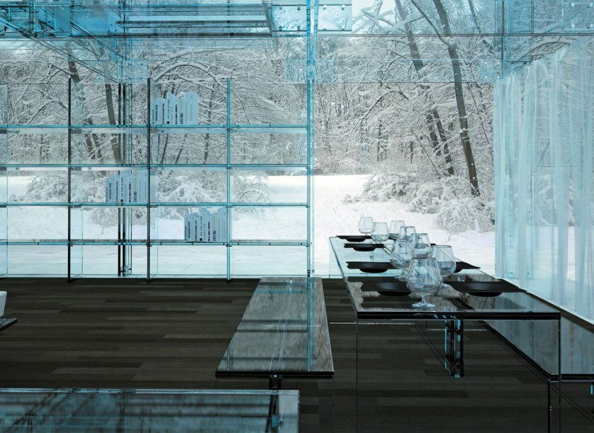 Glass Houses 02 - THE MOST AMAZING GLASS HOUSE PICTURES THE MOST BEAUTIFUL HOUSES MADE OF GLASS IMAGES