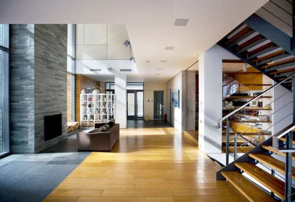 Contemporary House near Moscow by Atrium Architects ...