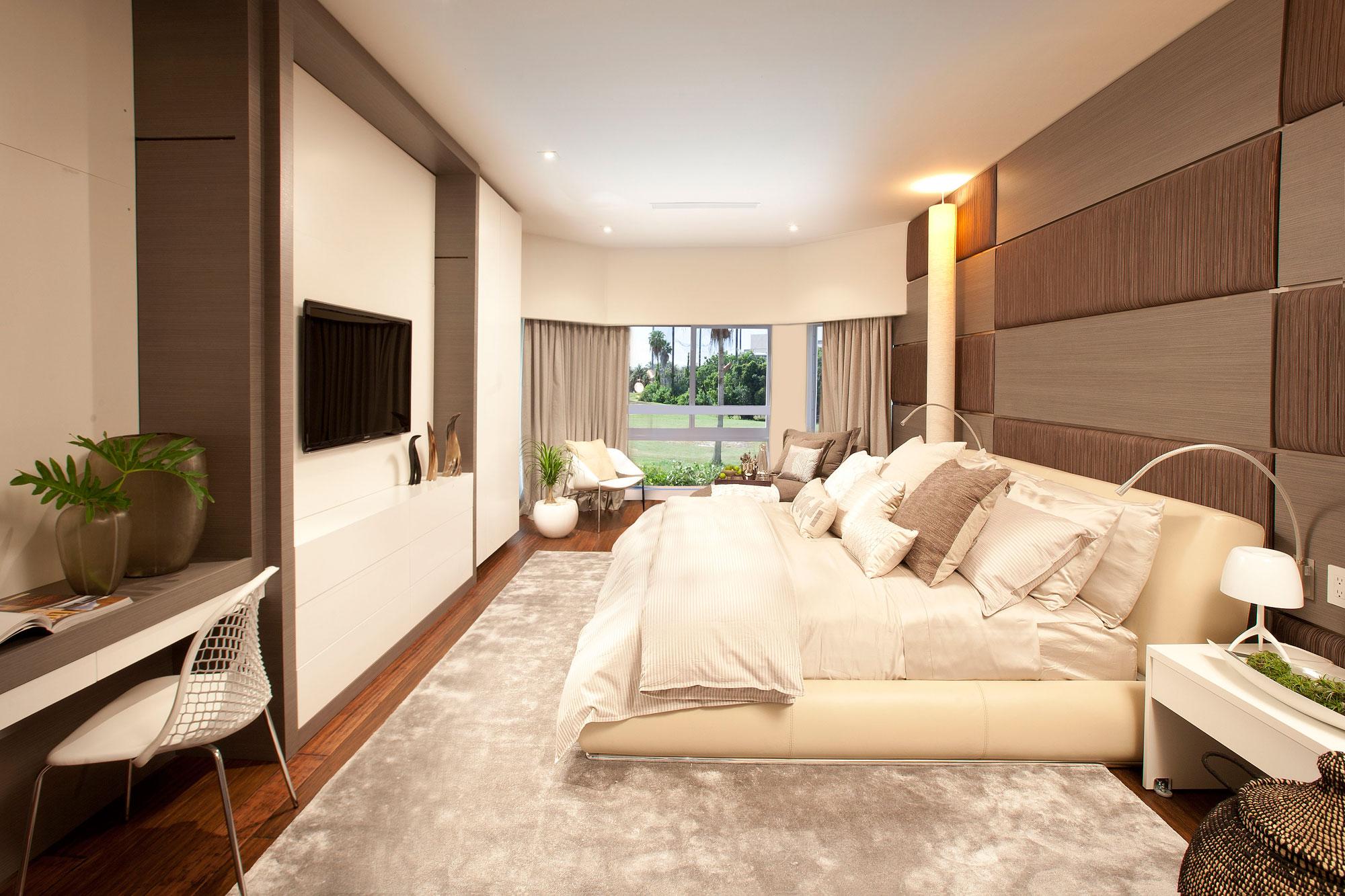 Miami Modern Home by DKOR Interiors | Architecture & Design on Minimalist:btlhhlwsf8I= Bedroom Design  id=86228