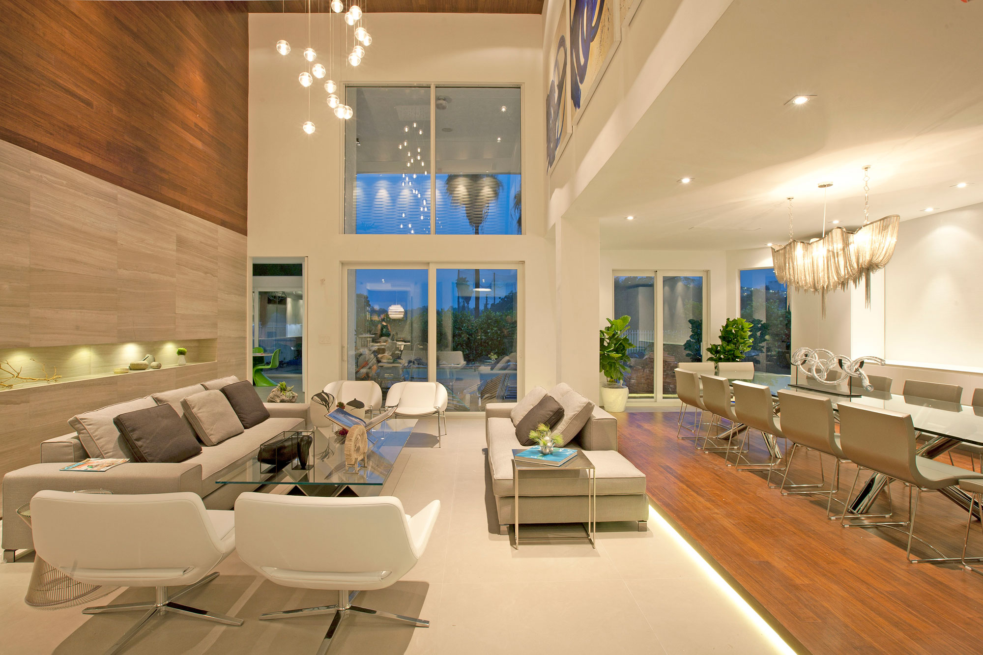 Miami Modern Home by DKOR Interiors | Architecture & Design on Modern House Ideas Interior  id=20796