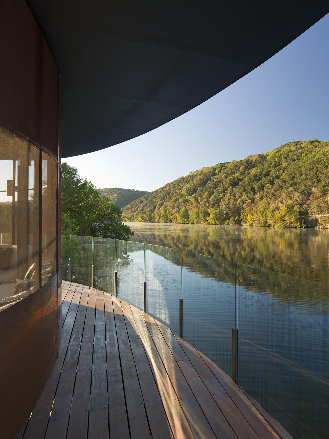 Shore Vista Boat Dock by Bercy Chen Studio | Architecture ... on Backyard:uuezyx-Hy-8= Landscape Design  id=92237