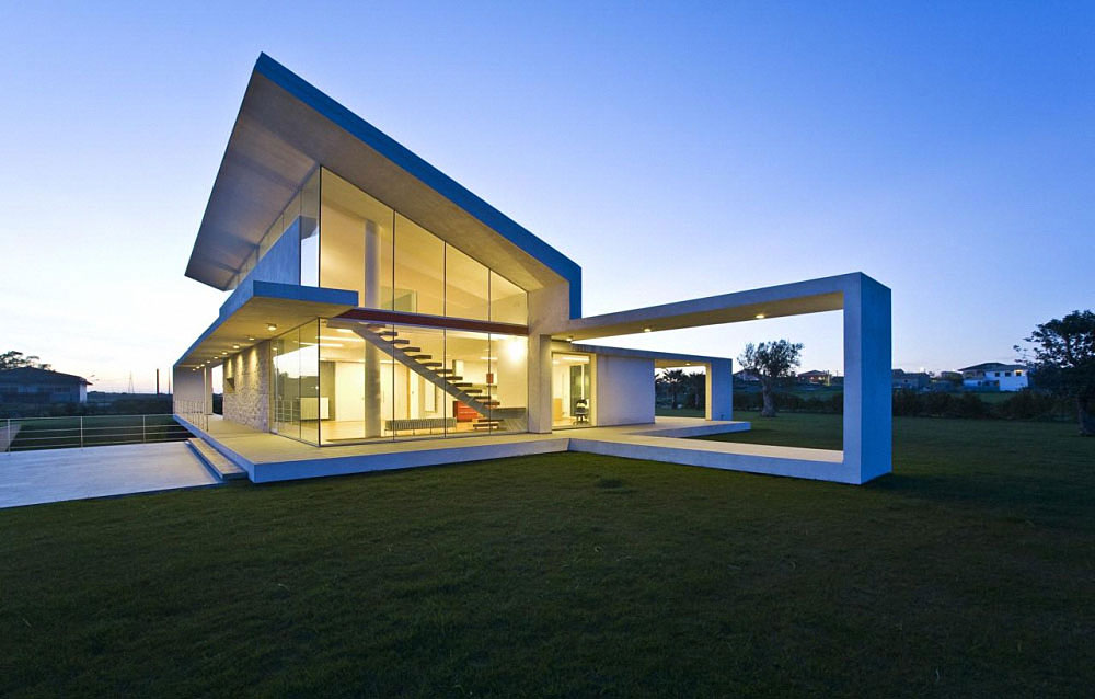 House Made of Glass and Concrete in Sicily by Architrend ... on Modern:szae7Exnfpq= Amazing Houses  id=51855