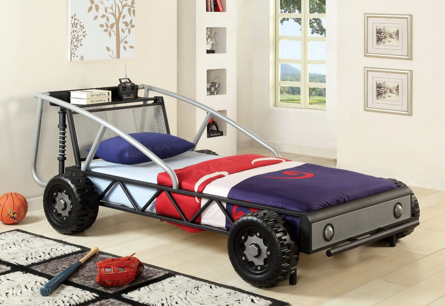 bed for boys