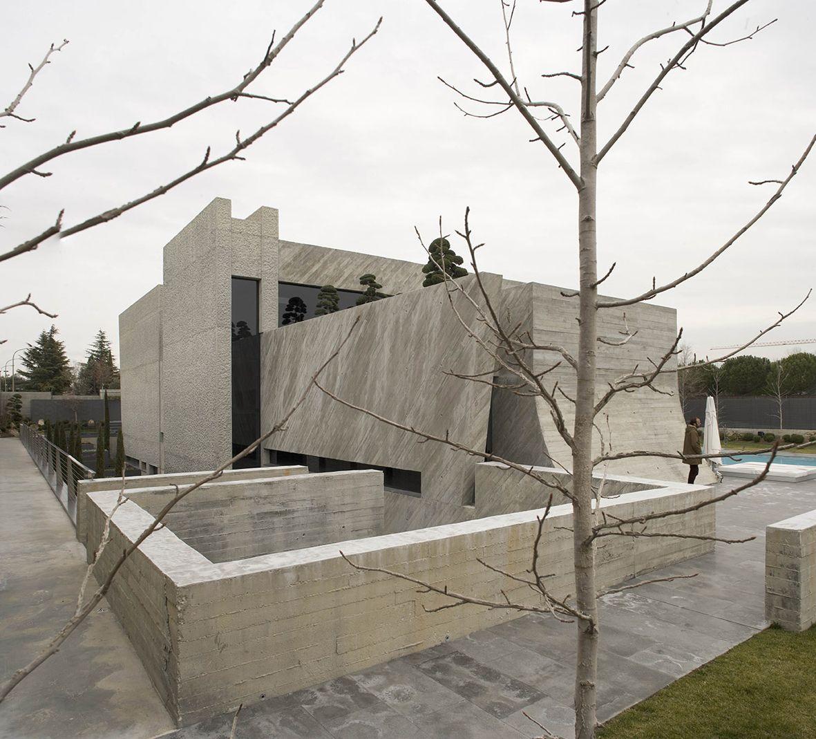 The Open Box House By A Cero Architecture Amp Design