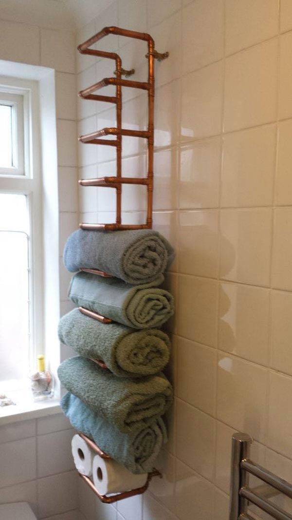30 Brilliant DIY Bathroom Storage Ideas   Architecture ... on Small:j8V-Fokdwly= Bathroom Renovation Ideas  id=87911