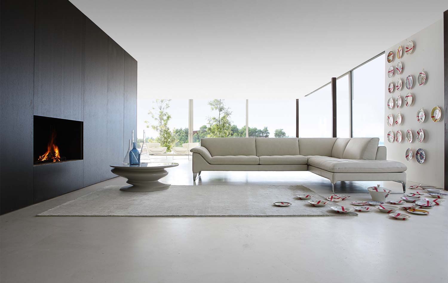 Living Room Inspiration 120 Modern Sofas By Roche Bobois Part 23 Architecture Amp Design