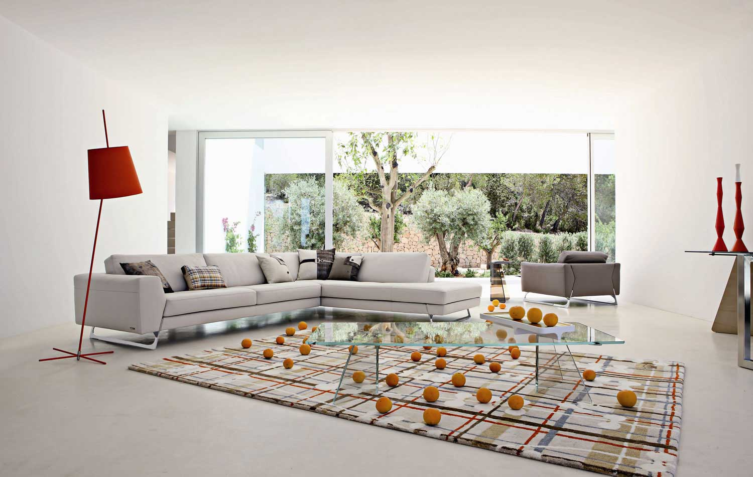 Living Room Inspiration 120 Modern Sofas By Roche Bobois Part 33 Architecture Amp Design