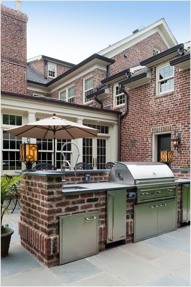 10 Amazing Outdoor Barbecue Kitchen Designs Architecture Amp Design