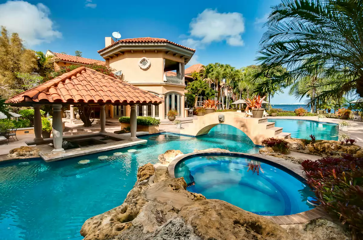 11 Most Beautiful Swimming Pools You Have Ever Seen ... on Dream Backyard With Pool id=72692