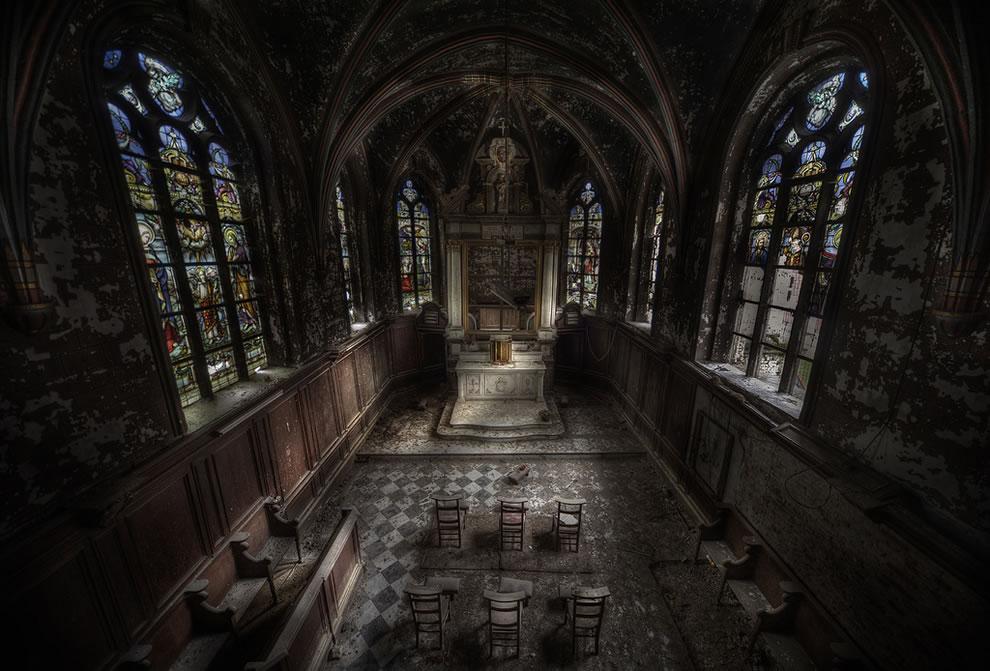 Haunted Church San Antonio