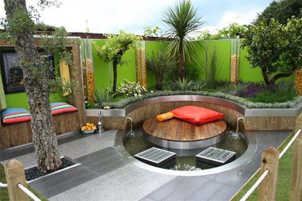 23 Small Backyard Ideas How to Make Them Look Spacious and ... on Cheap Back Garden Ideas id=63174